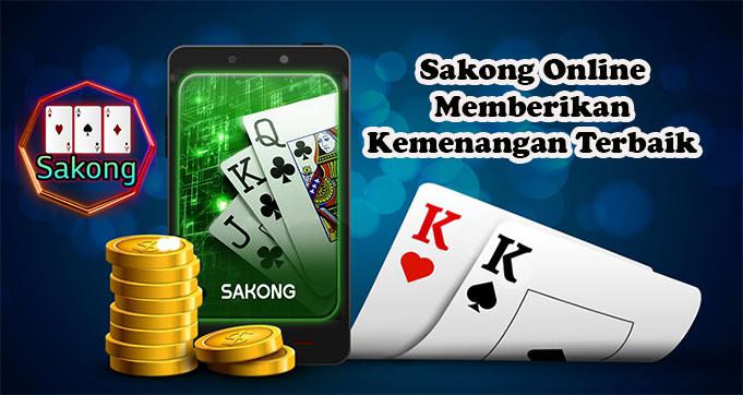 Sakong Online Memberikan Kemenangan Terbaik